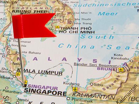 Digitalization and Singapore's Role as an FDI Hub