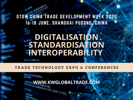 GTDW News: Digitalization, Standardization & Interoperability of Trade Tech