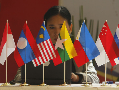 ASEAN ahead of EU & US as China's largest trading partner in 2020
