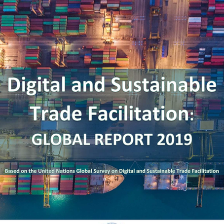 UN: Paperless Trade,  Digital & Sustainable Trade Facilitation - Excellent Resource Now Online!