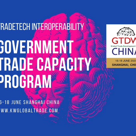 GTDW China Government Program – Have You Registered?