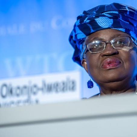 New WTO chief's pile of problems