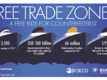 OECD adopts recommendations on Countering Illicit Trade: Enhancing Transparency in Free Trade Zones