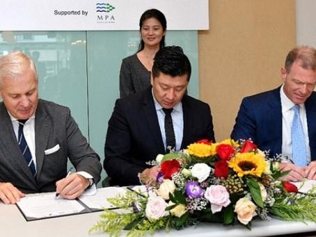 ICC & SSA launch blockchain shipping e-registry