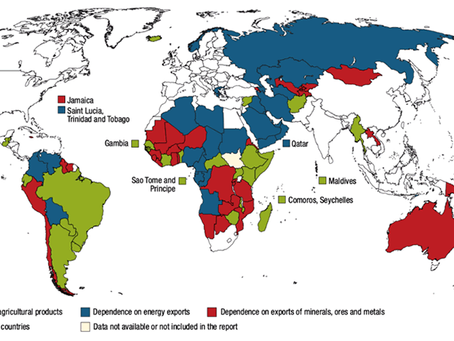 UNCTAD Report: State Of Commodity Dependence 2021