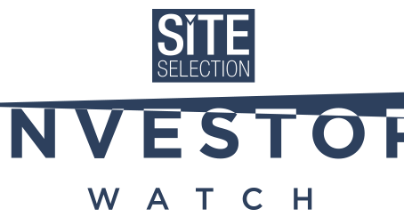 Site Selection - Investor Watch April