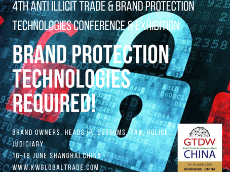 80% of attendees want to meet technologies for anti illicit trade & brand protection!