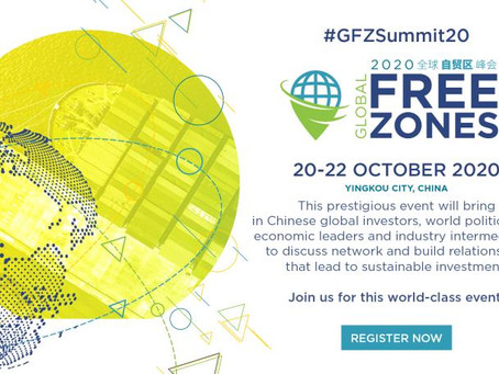 Economic Recovery - Global Free Zones Summit, Oct 20-22 Yingkou, China!!