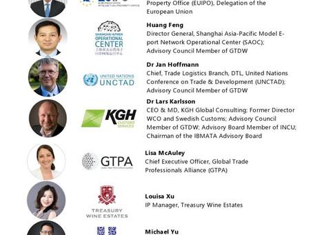 GTDW China Trade Development Week 2020 Programme Welcomes New Speakers & Sponsors