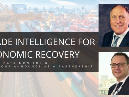 Trade Intelligence Supporting Economic Recovery Expands To Asia