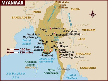Myanmar: Customs Restrictions To Be Eased To Facilitate Trade