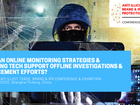 How Can Online Monitoring Strategies & Scanning Tech Support Offline Investigations & Enforcement?