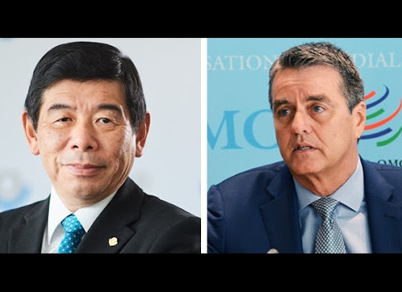 WCO and WTO join forces to minimize disruptions to cross-border trade in goods