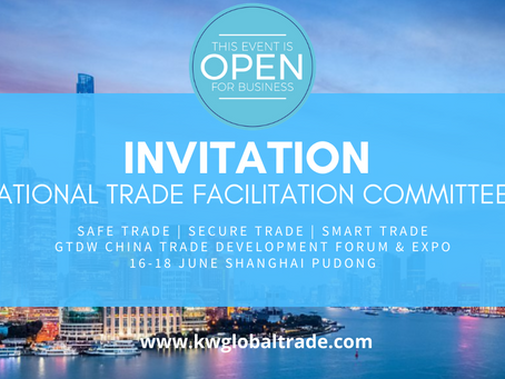 INVITATION: National Trade Facilitation Committees