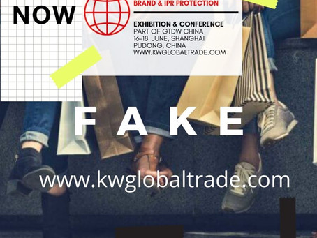 Have You Registered? GTDW Anti Illicit Trade, Brand & IPR Protection Conference & Expo 4.0