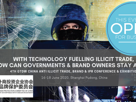 With technology fueling illicit trade, how can governments & brand owners stay ahead?