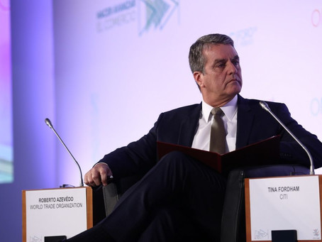 WTO Director-General's Resignation - What do you need to know