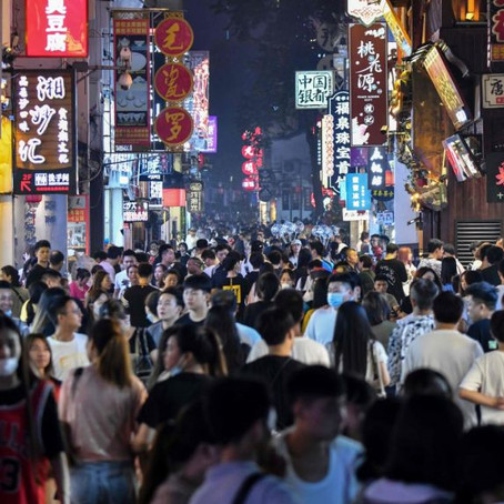 Why 2021 is the Year of the Asian Economy - Official May China Trade Data Analysis