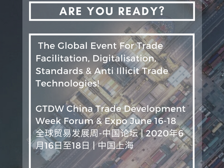March Newsletter - Are You Ready Global Trade Development Week Forum & Expo China!