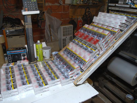Illegal Tobacco Factory Dismantled in Hungary