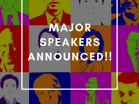 Have You Seen The Program & Speakers?