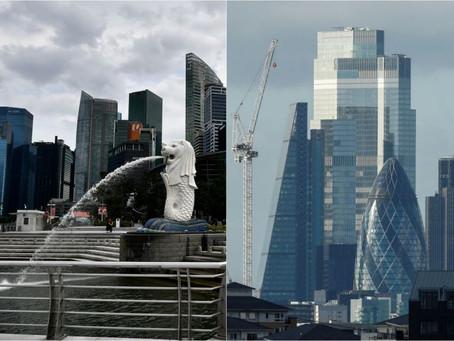 Singapore, United Kingdom sign free trade agreement