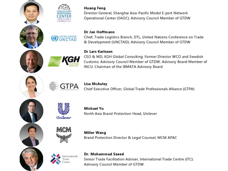 Who's Speaking At GTDW China 2020!!