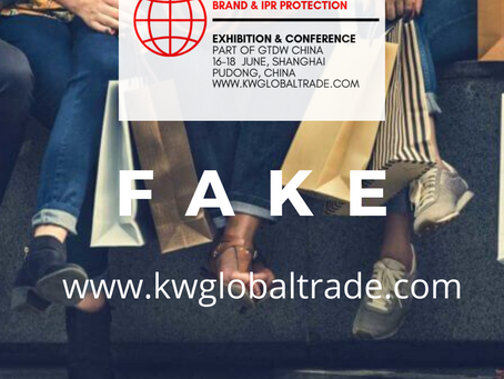Brochure Out Now: 4th GTDW Anti Illicit Trade, Brand & IPR Protection Conference & Expo Shanghai