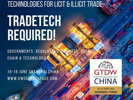 15 Reasons Why You Need To Exhibit At GTDW China Trade Development Week 2020, 16-18 June Shanghai