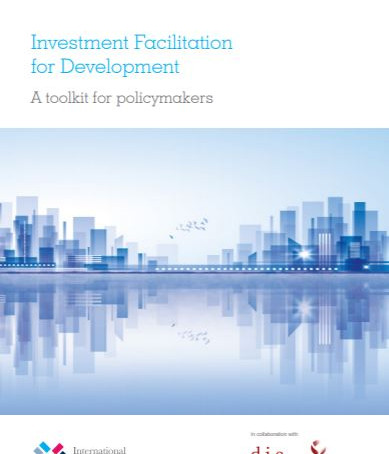 FDI Toolkit to facilitate sustainable investment for development