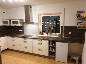 Umzug Küche, Küchenmontage, Einschneiden