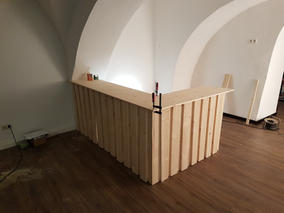 Thekenbau by DS Handwerkerservice Passau