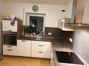 Küchenmontage, Umzug Küche, Einschneiden