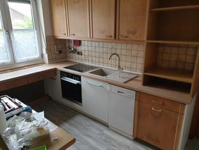 Küchenunterschränke Austausch Möbelbau E