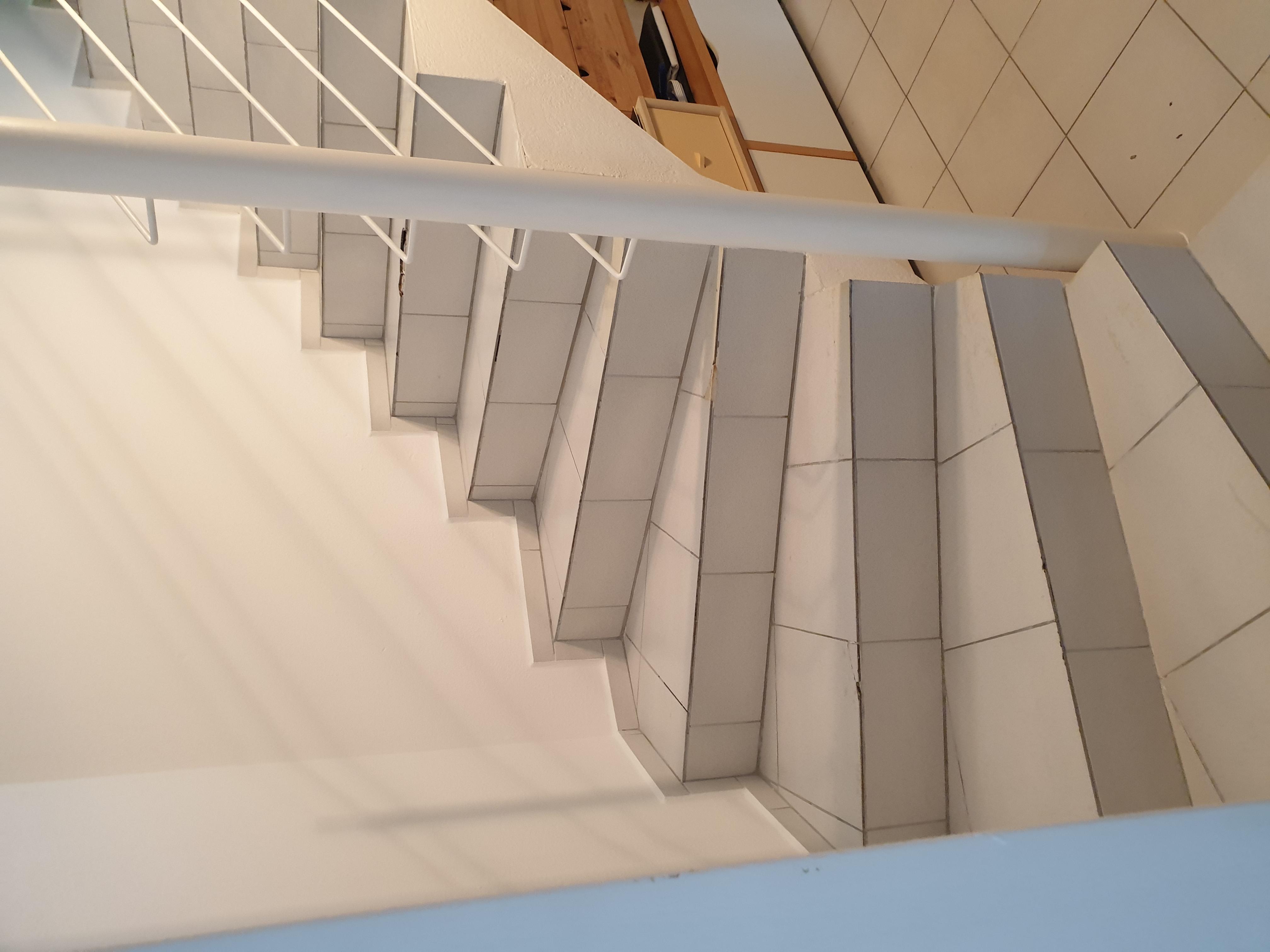 Treppenerneuerung