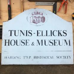 Tunis Ellicks Museum