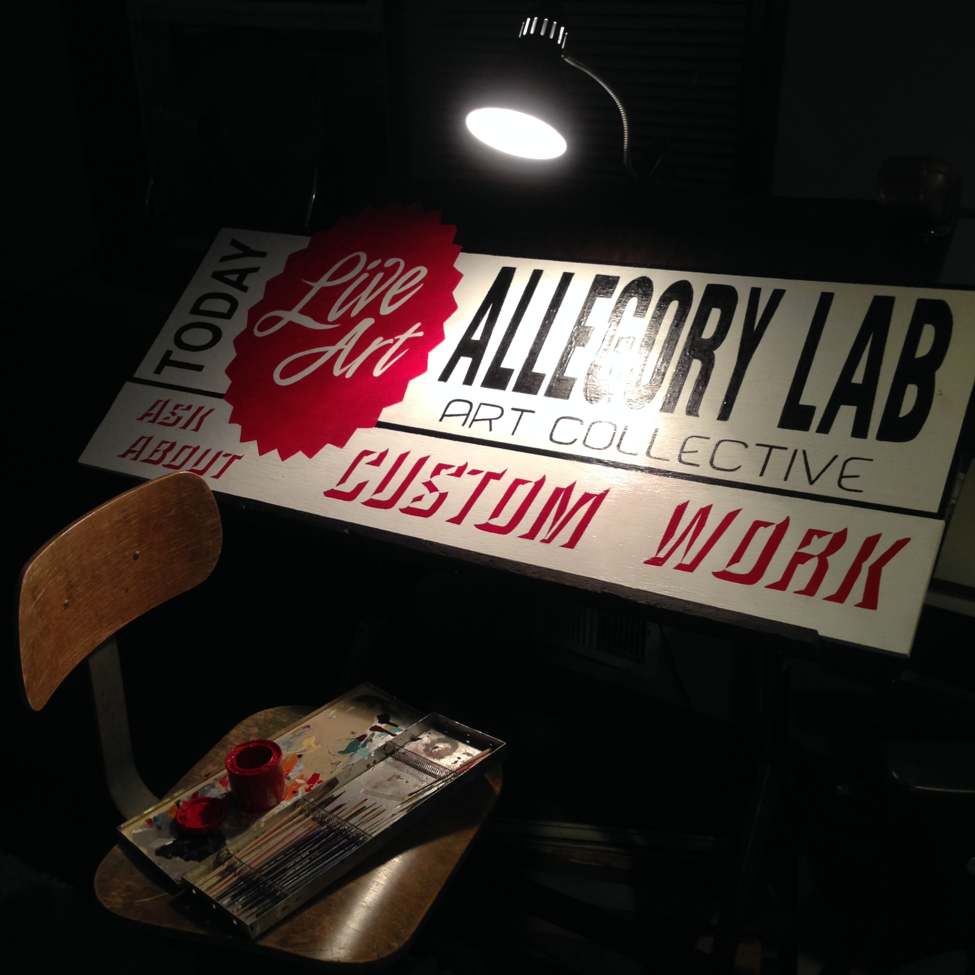 allegory lab
