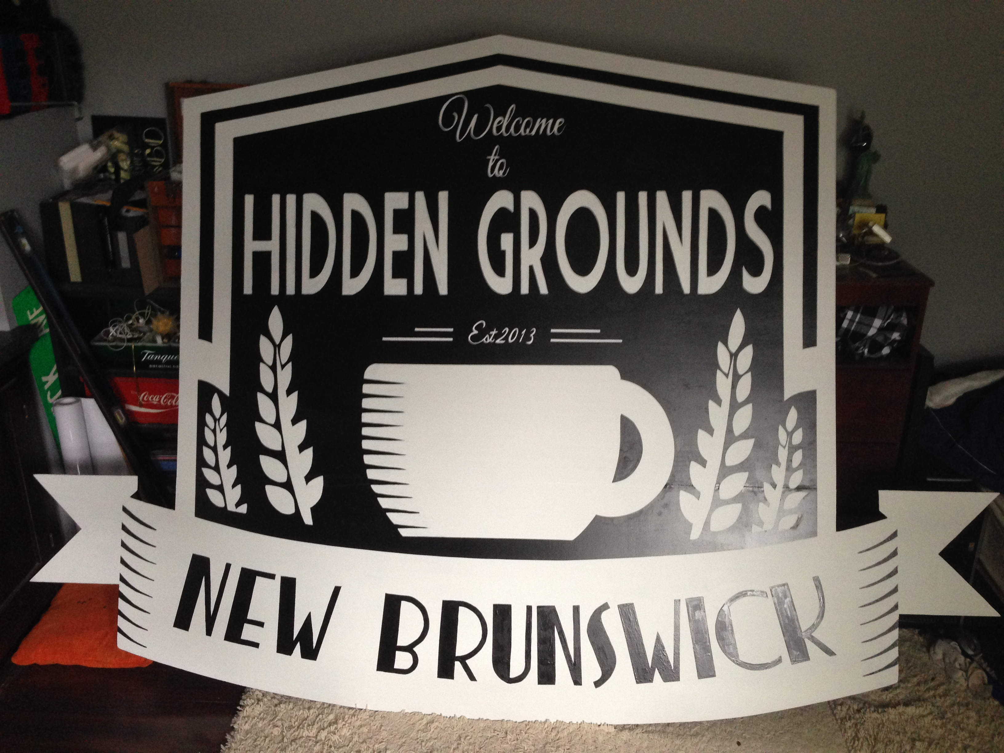 Hidden Grounds ( New Brunswick NJ )