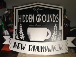 Hidden Grounds ( New Brunswick NJ )