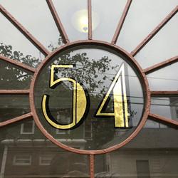 Apartment number