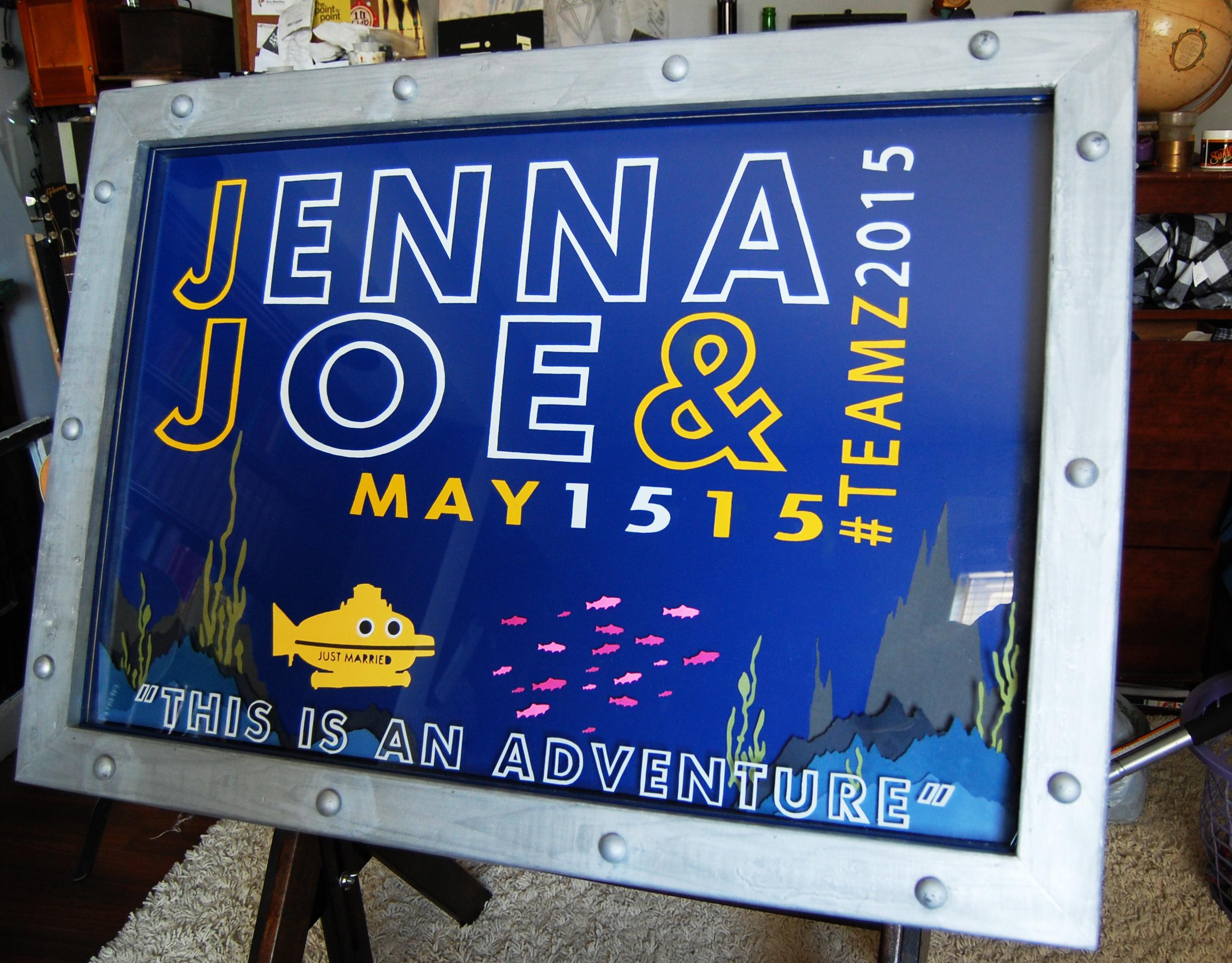 Jenna & Joe