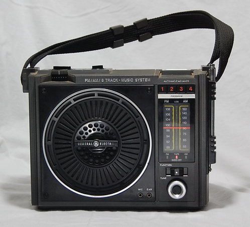 Army 8track player