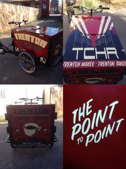trenton coffee house cart