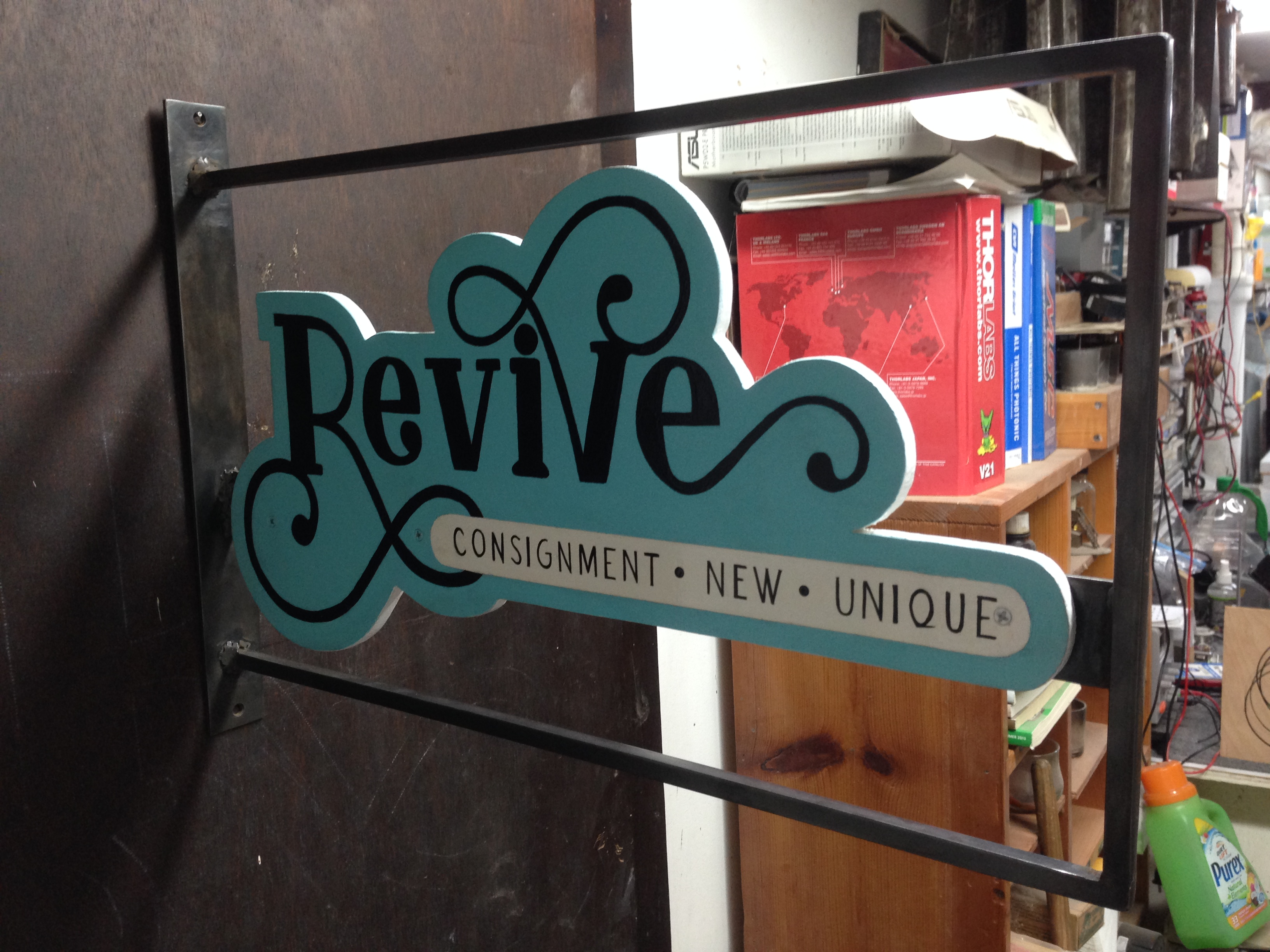 Revive logo