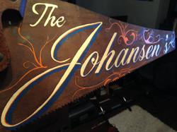 the johansen's