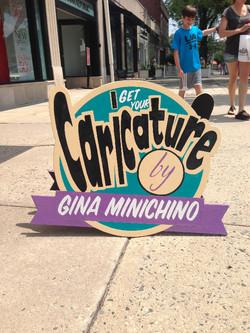 Gina Minichino ( artist )