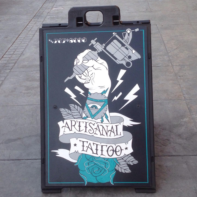 Artisanal tattoo ( Sommerville NJ)