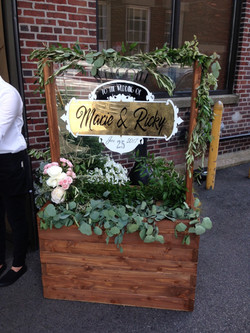 Marie wedding