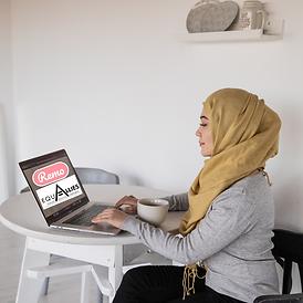 EquALLIES Remo Hijab at Laptop.png