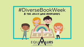 Diverse Book Week & The Jolly Indie Bookshops